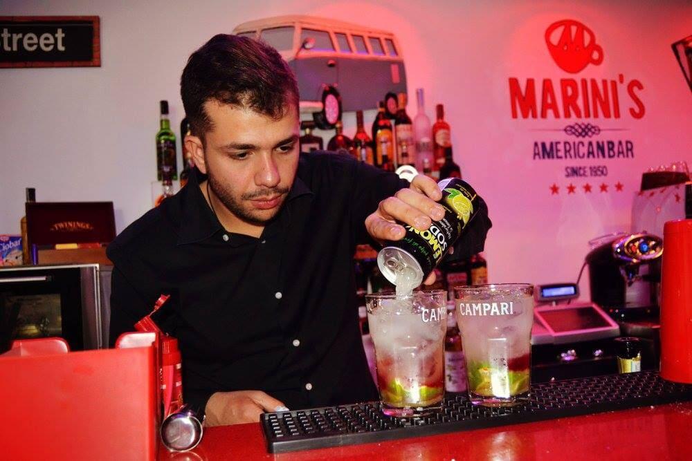 Marini's American Bar