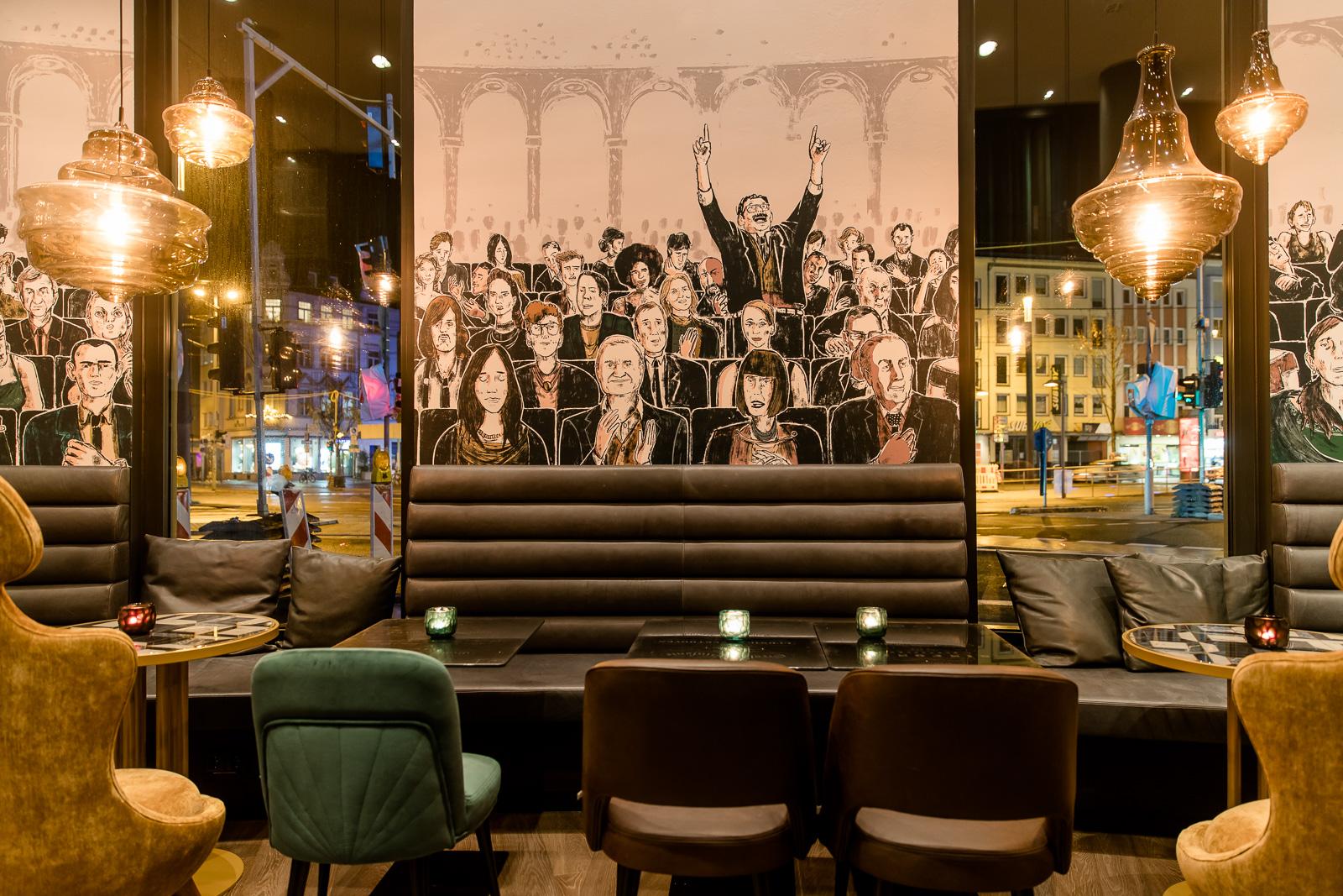 Hotel Motel One Bonn-Beethoven