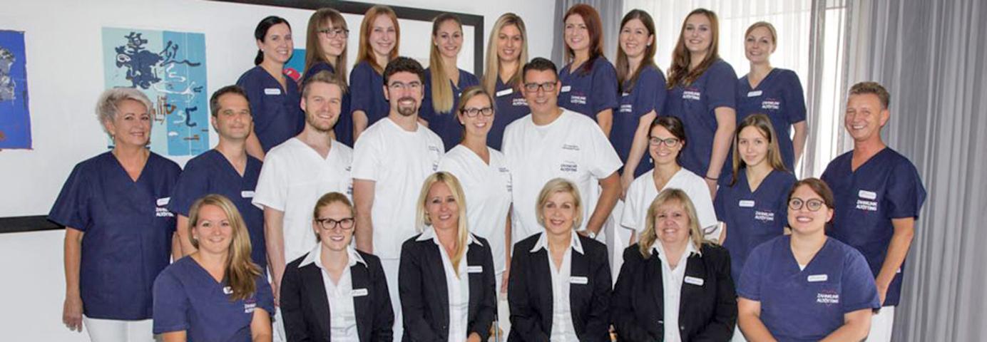 Zahnklinik Altötting Dr. med. dent. Katharina Krauß und Dr. med. dent. Alexander Krauß