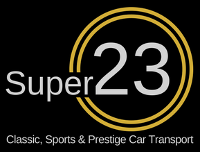 Super23 Covered Classic & Sports Car Transport Service & Hire