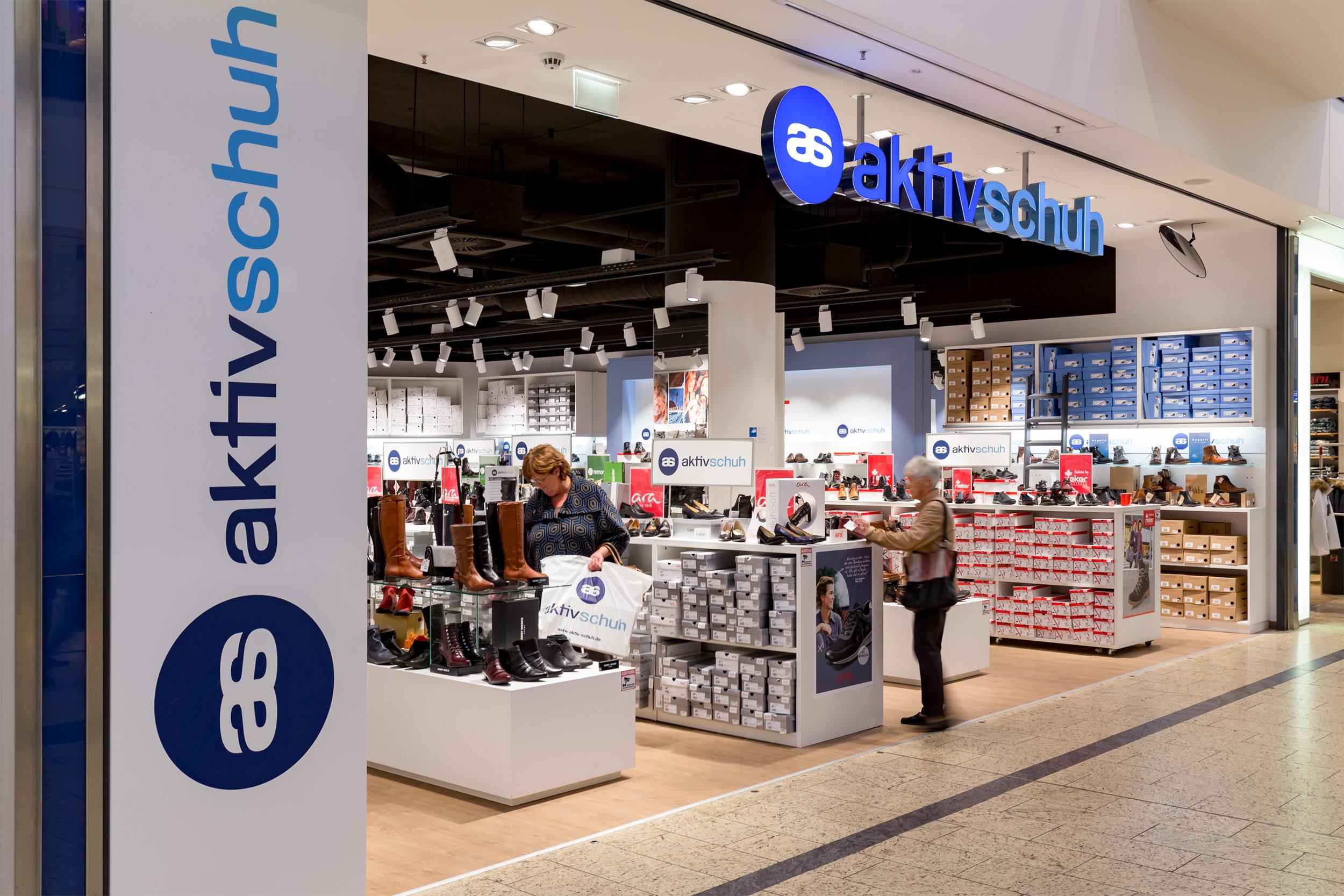 Aktiv Schuh Eastgate Berlin