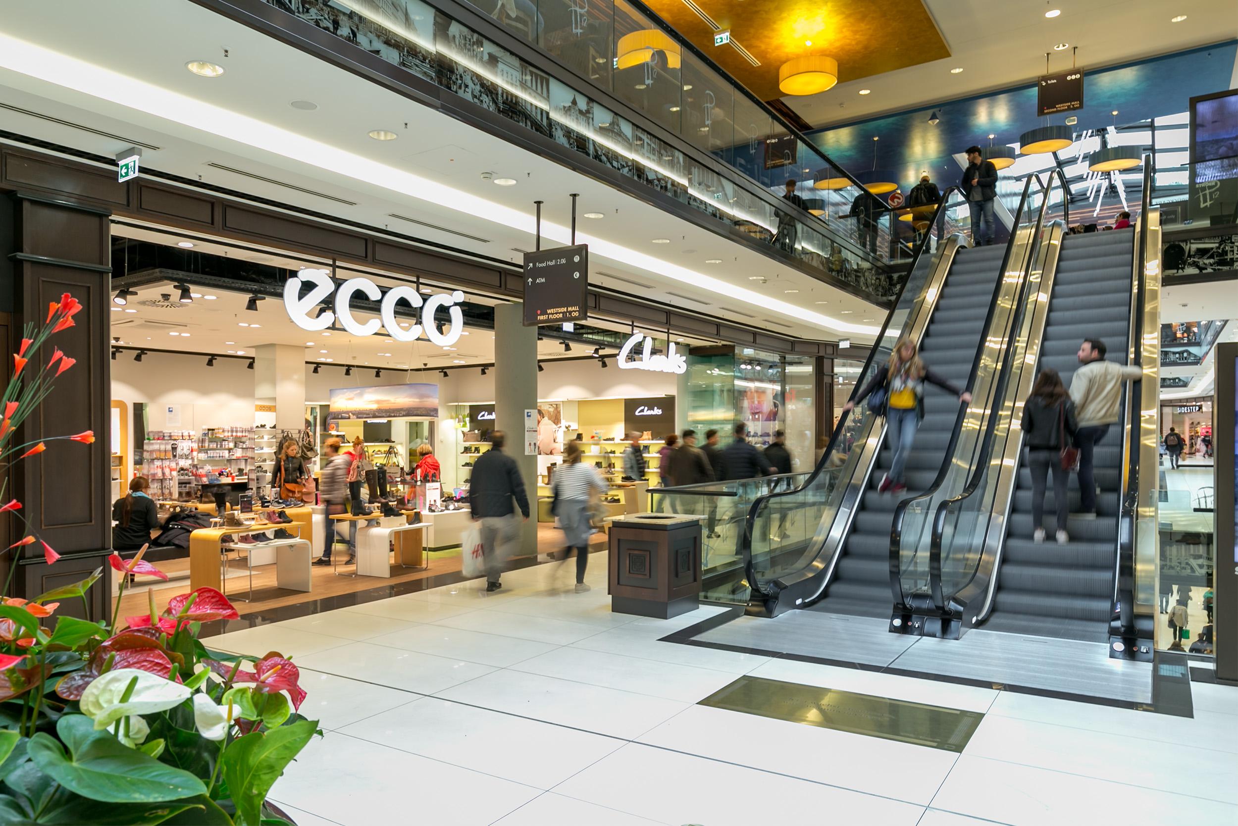 Clarks ECCO Mall of Berlin