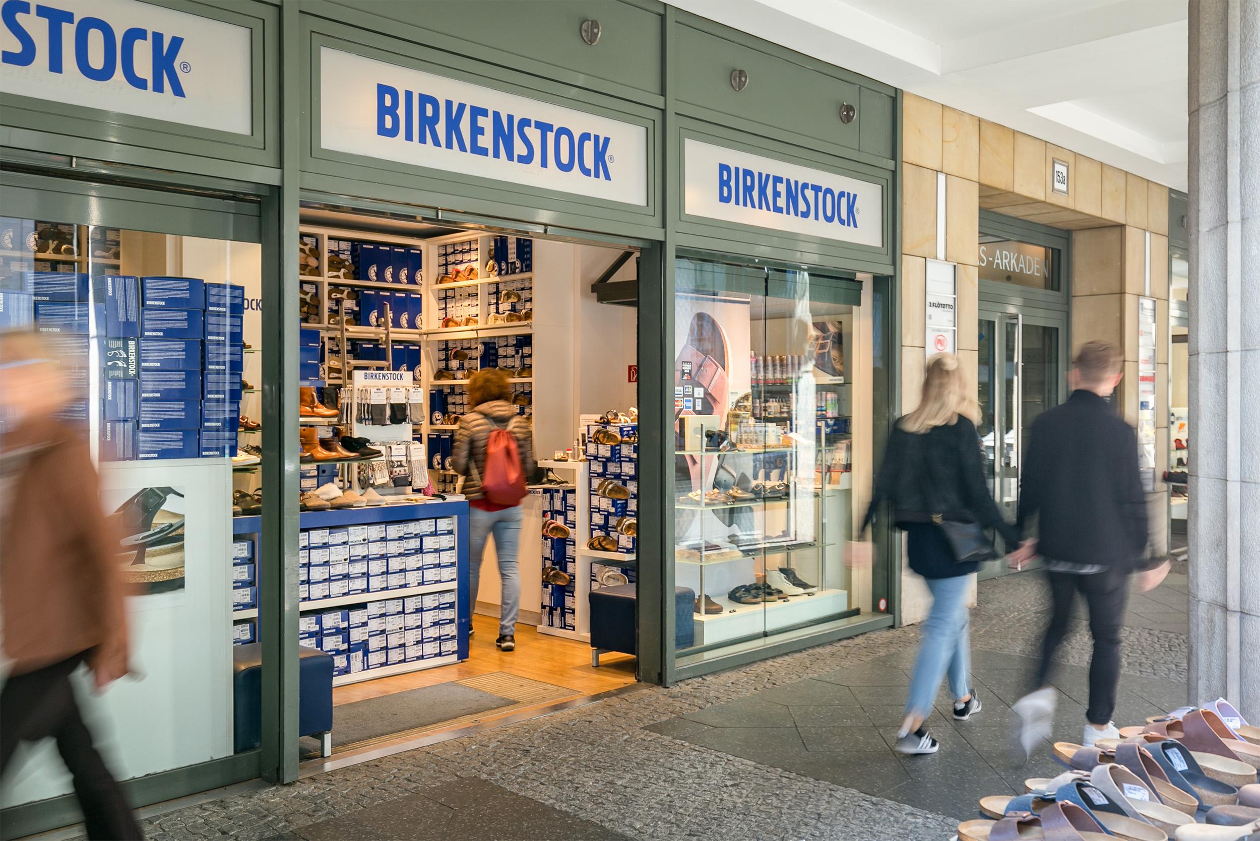 Birkenstock Friedrichstrasse
