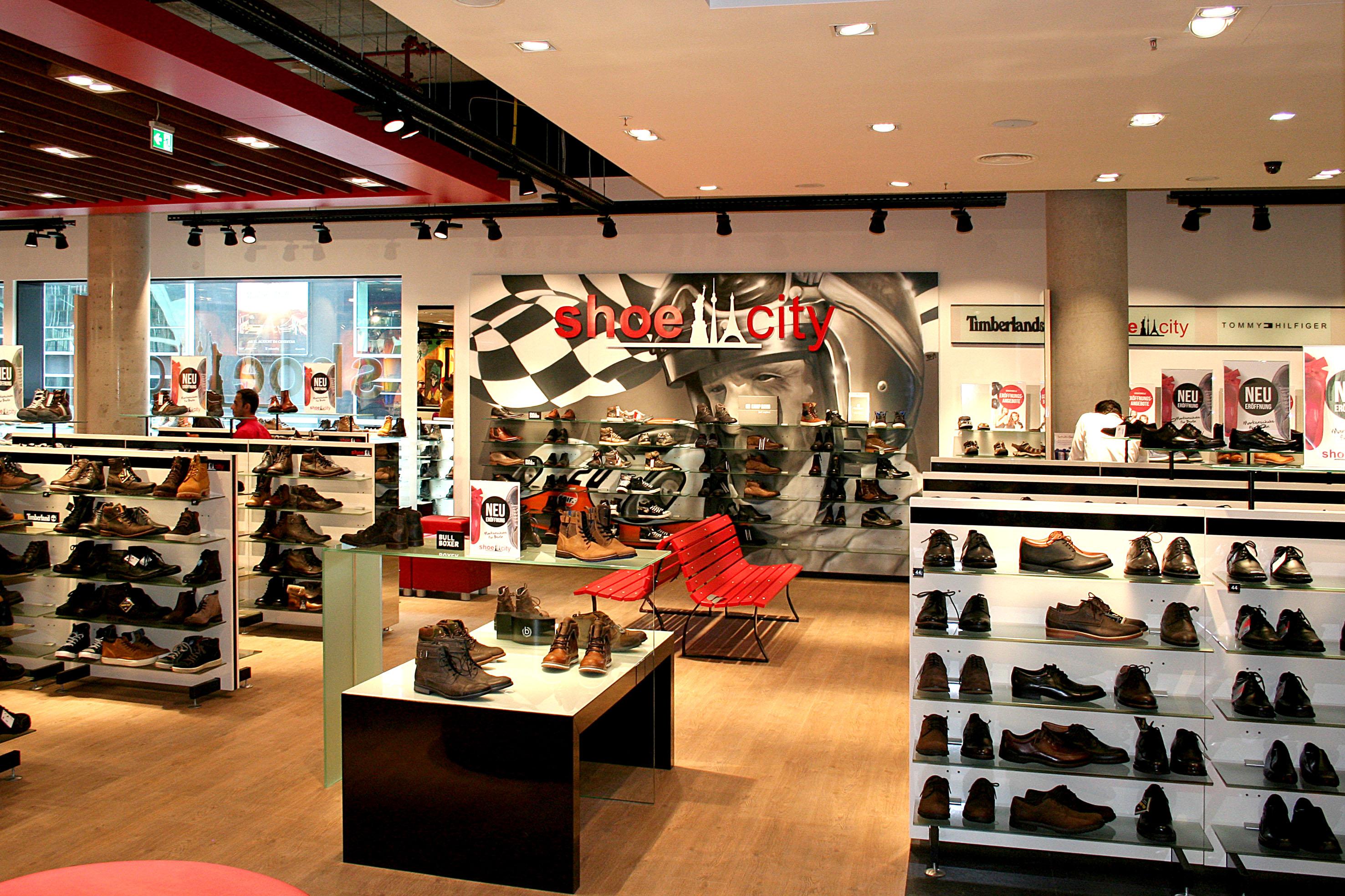 Shoe City Alexanderplatz Shoes (Retail) in Berlin (address