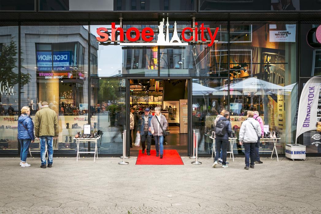 Shoe City Schöneberg Berlin, Berlin