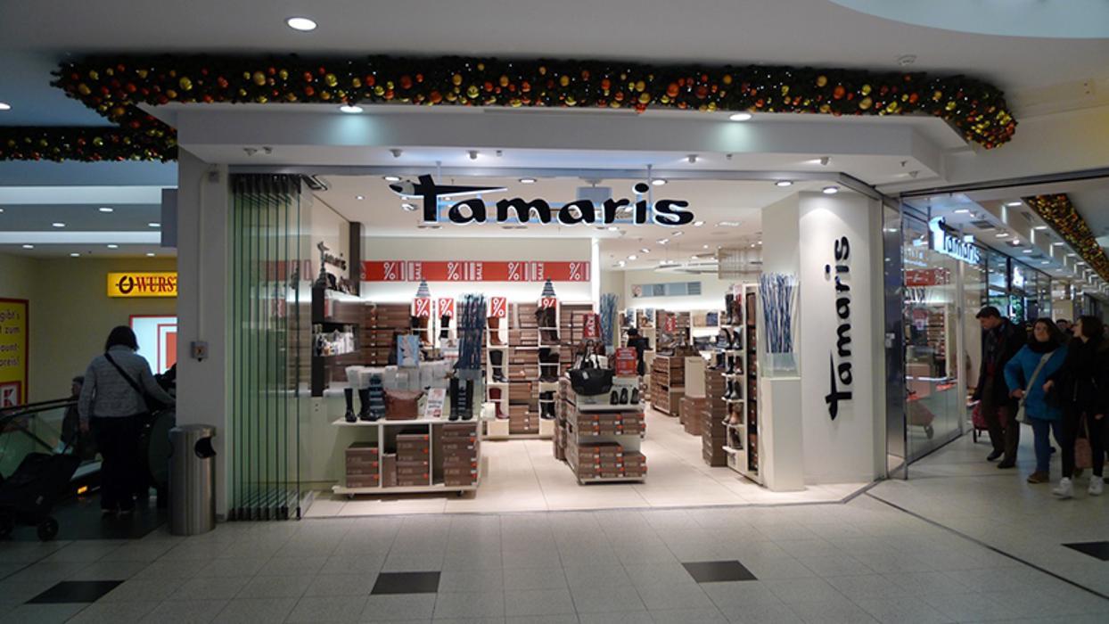 57e14e227737fb Bewertungen und Erfahrungsberichte für Tamaris Gropius Passagen
