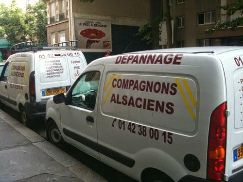 artisans Compagnons Alsaciens