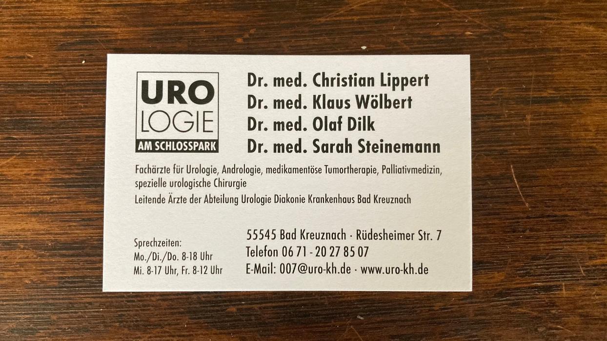 Bild zu UROlogie am Schlosspark in Bad Kreuznach