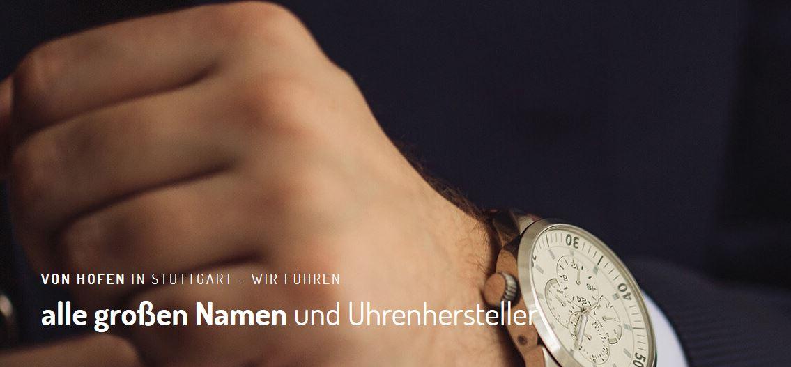 von Hofen Chronometrie & Schmuck