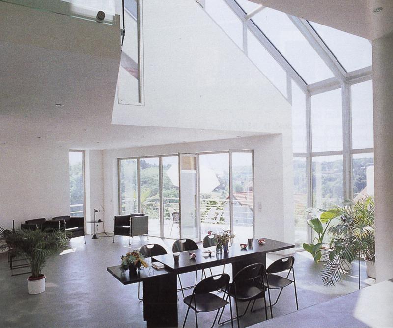 Dipl ing thomas kickler freier architekt architekten for Architekt stuttgart umbau