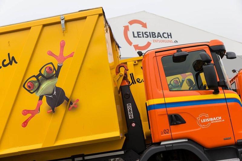 Leisibach Entsorgung AG
