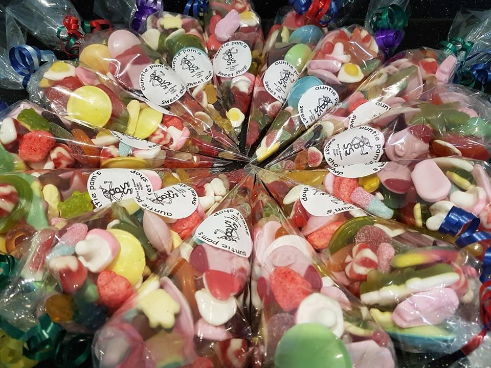 Auntie Pam's Sweet Shop - Bury Saint Edmunds, Suffolk IP33 1BJ - 01284 765327 | ShowMeLocal.com