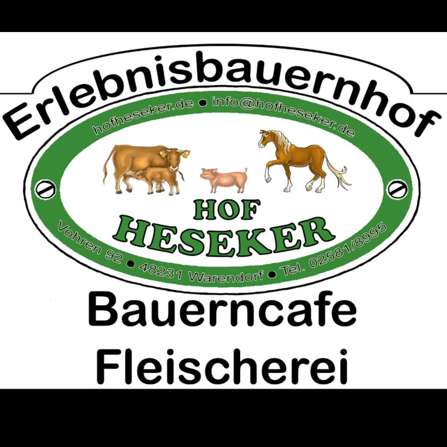 Hof Heseker - Fleischerei - Bauerncafè