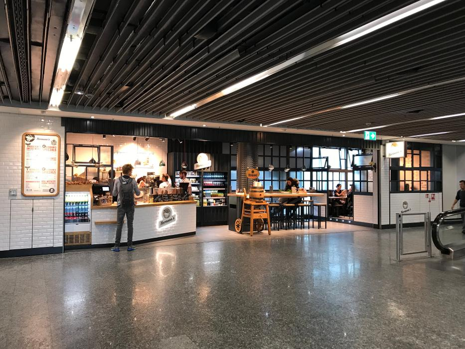 abclocal - discover about Hermann´s Restaurant in Airport Frankfurt
