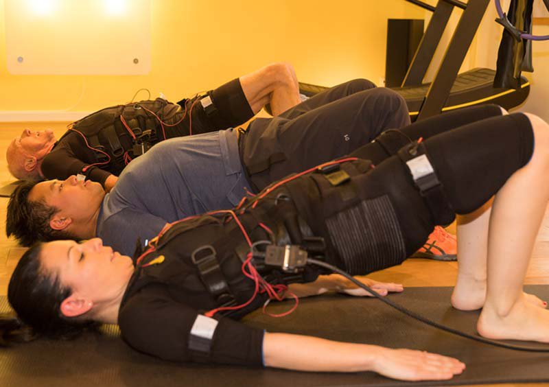bodye EMS Training, bodye team