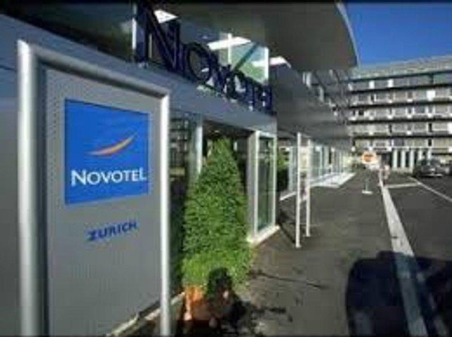 Hotel Novotel Zurich City West