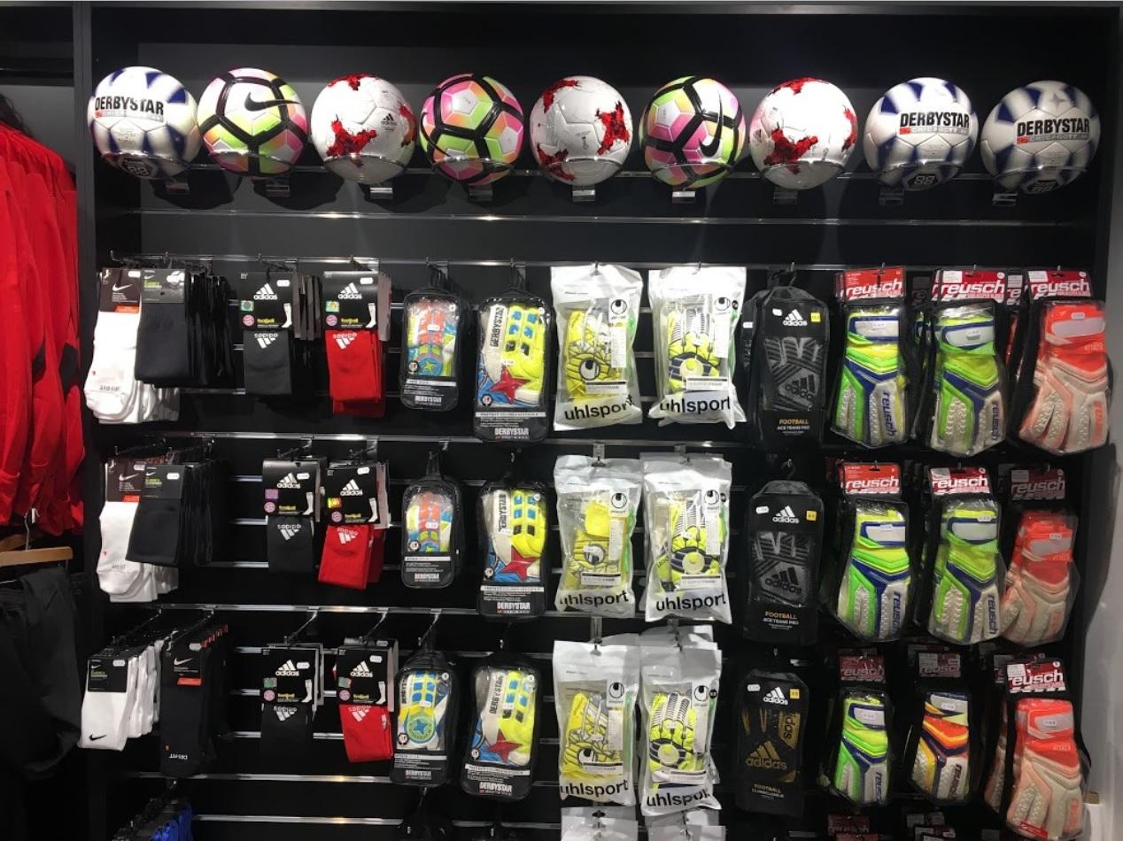 FLYERALARM sports Store Würzburg