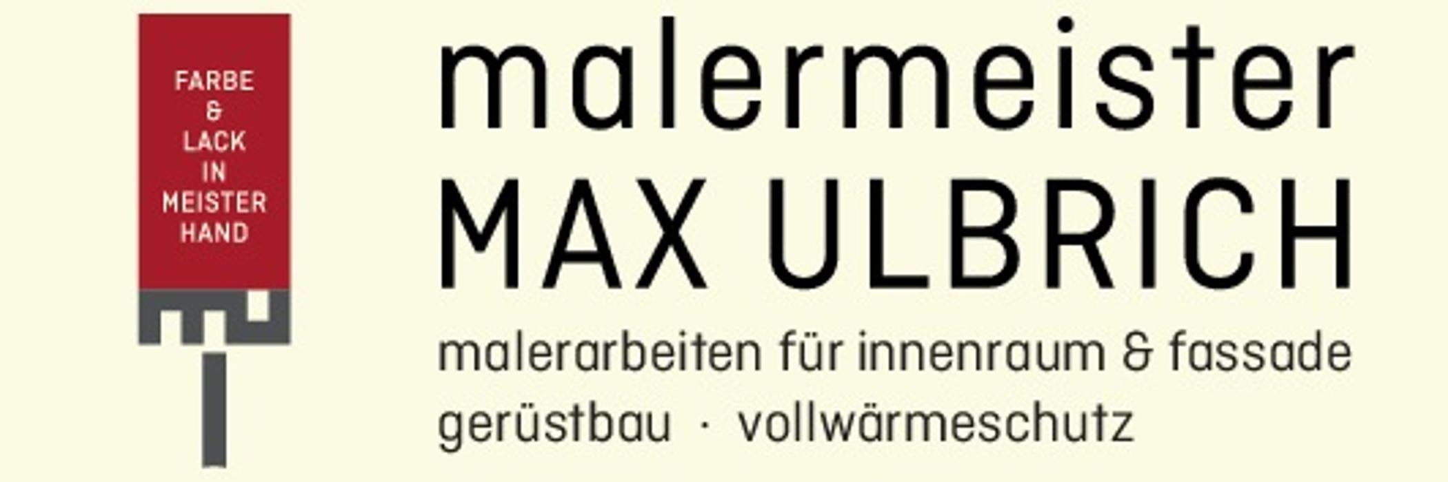 Bild zu Ulbrich Max Malermeister in Ergolding