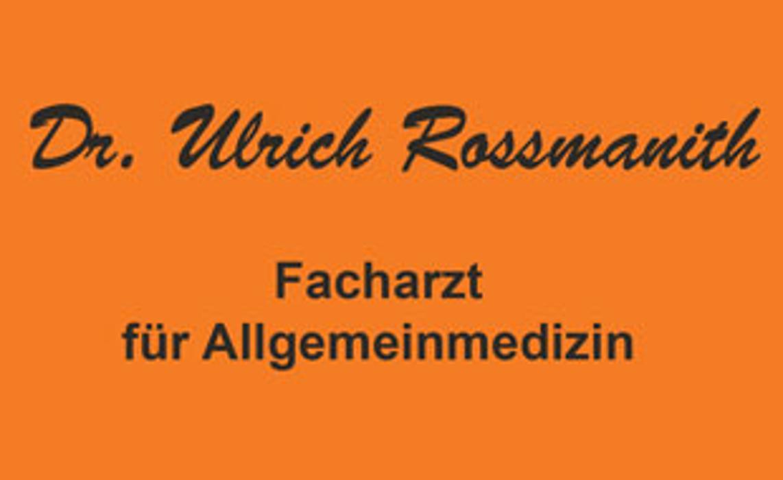 Logo von Rossmanith Ulrich Dr.med., Allgemeinarzt