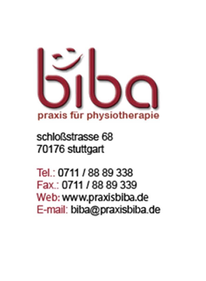 Bild zu BIBA Praxis für Krankengymnastik und Physiotherapie in Stuttgart