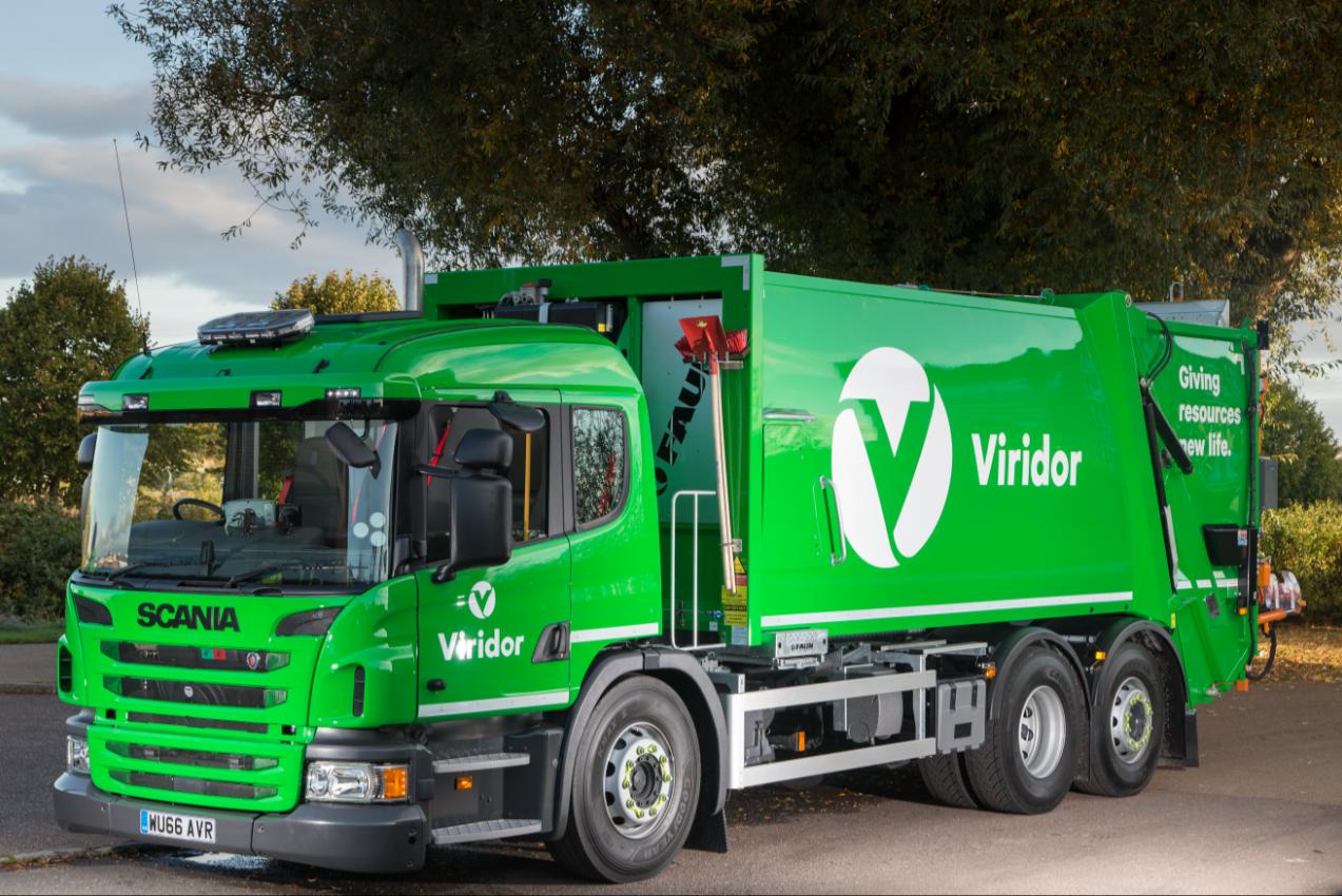 Viridor Earls Barton Collections Unit