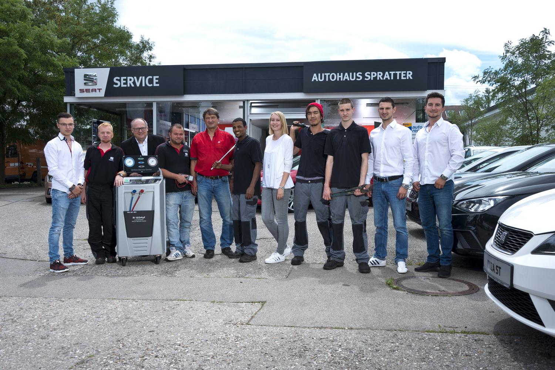Autohaus Spratter e.K.