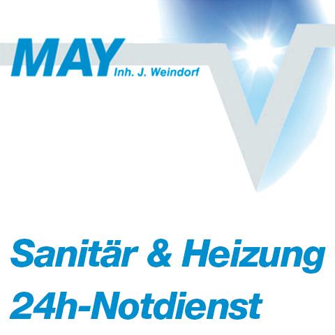 MAY Sanitär & Heizungsbau, Inh. Jörg Weindorf