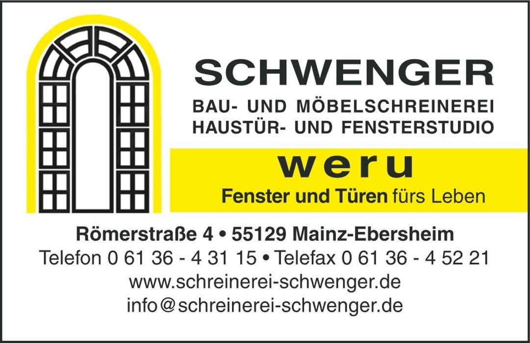 Bild zu Patrick Schwenger Schreinerei in Mainz