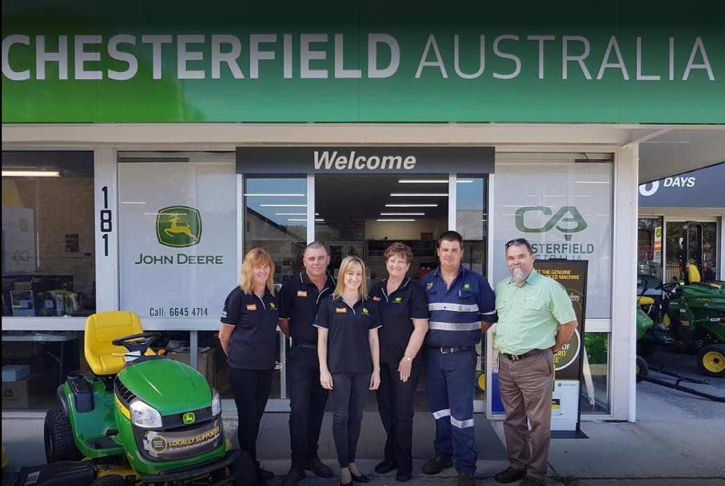Chesterfield Australia - MacLean, NSW 2463 - (02) 6645 4714 | ShowMeLocal.com