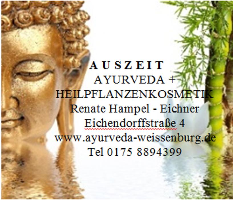 Bild zu AUSZEIT - Ayurveda Massagen Kosmetik in Weißenburg in Bayern