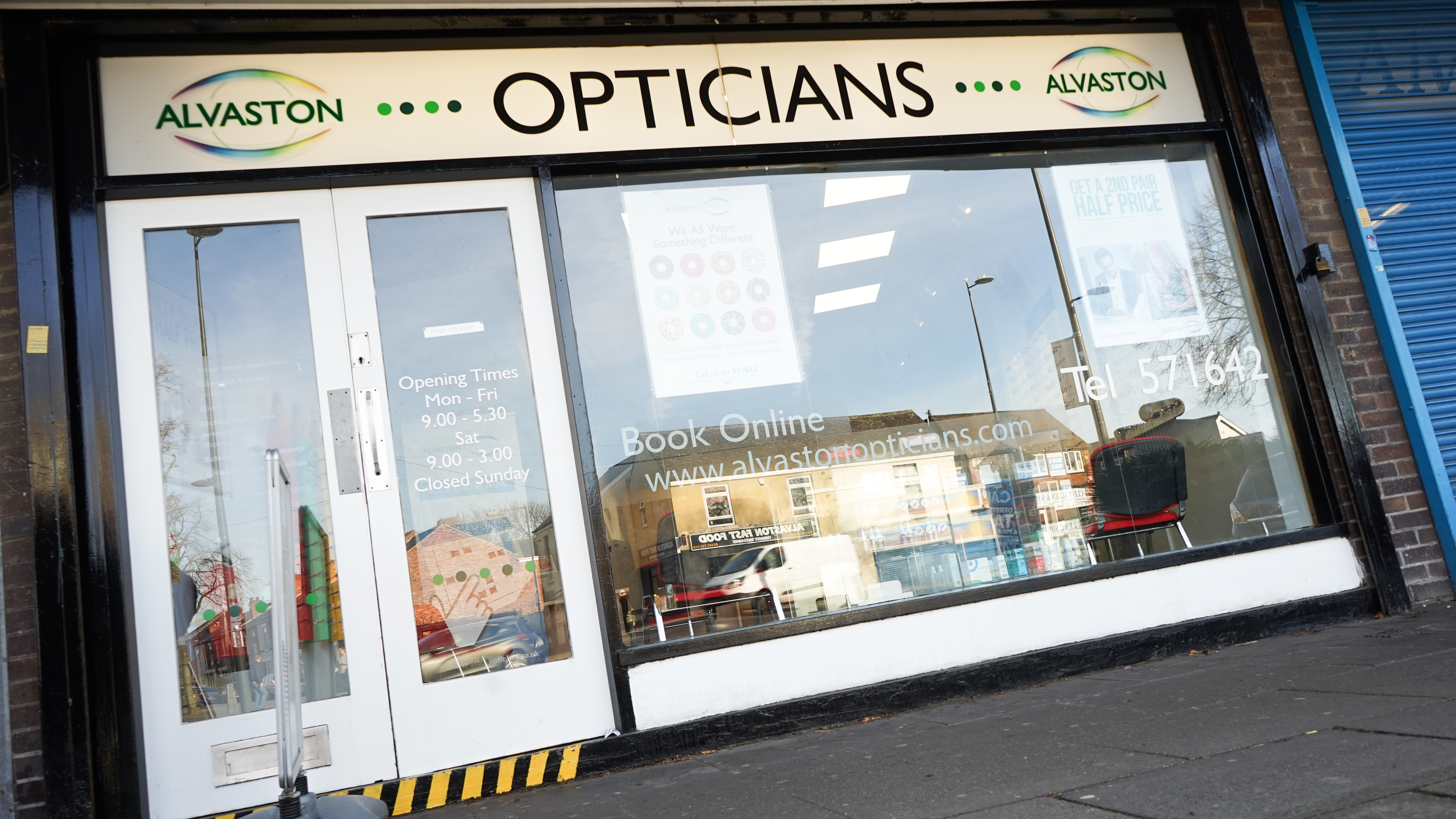 Alvaston Opticians - Derby, Derbyshire DE24 8QP - 01332 571642 | ShowMeLocal.com