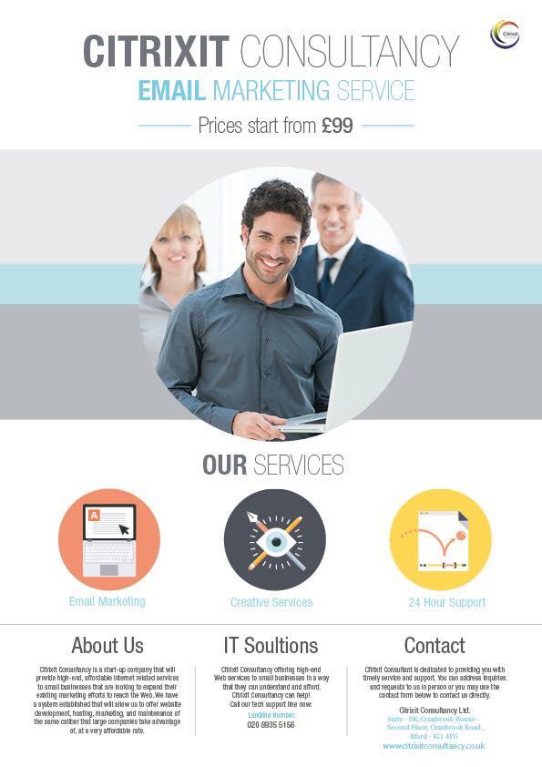 Citrixit Consultancy - Ilford / London, London IG1 4PG - 020 8935 5156 | ShowMeLocal.com