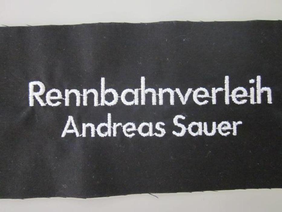 Bild zu Rennbahnverleih Andreas Sauer in Kleinostheim