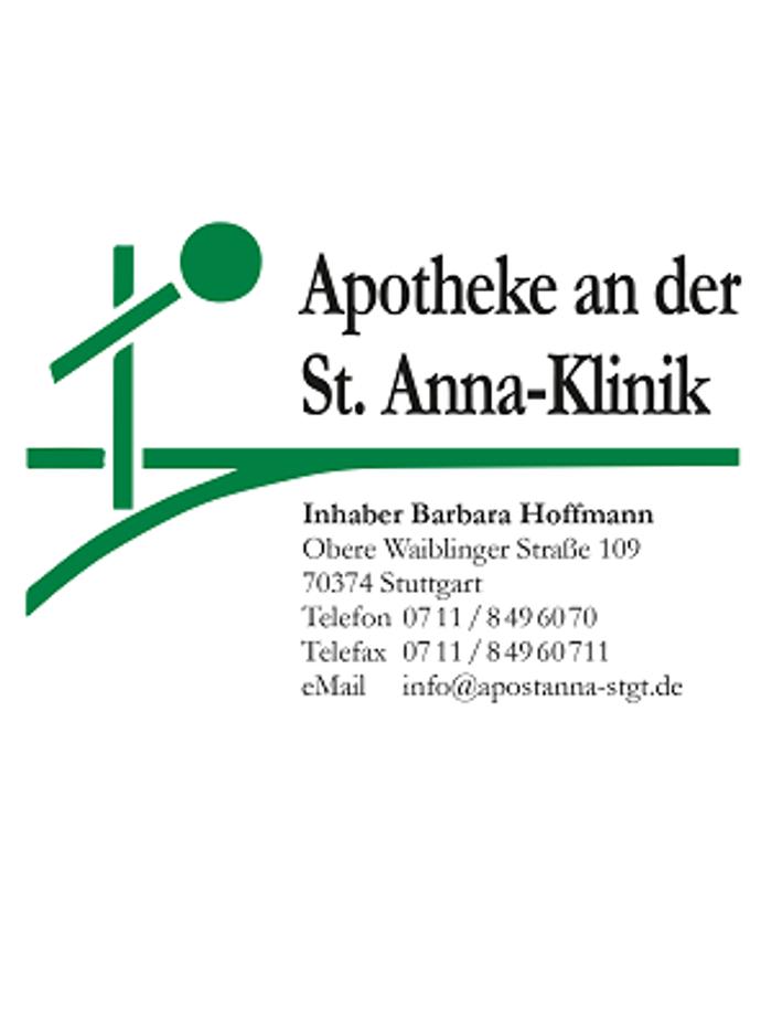 Bild zu Apotheke an der St. Anna-Klinik in Stuttgart