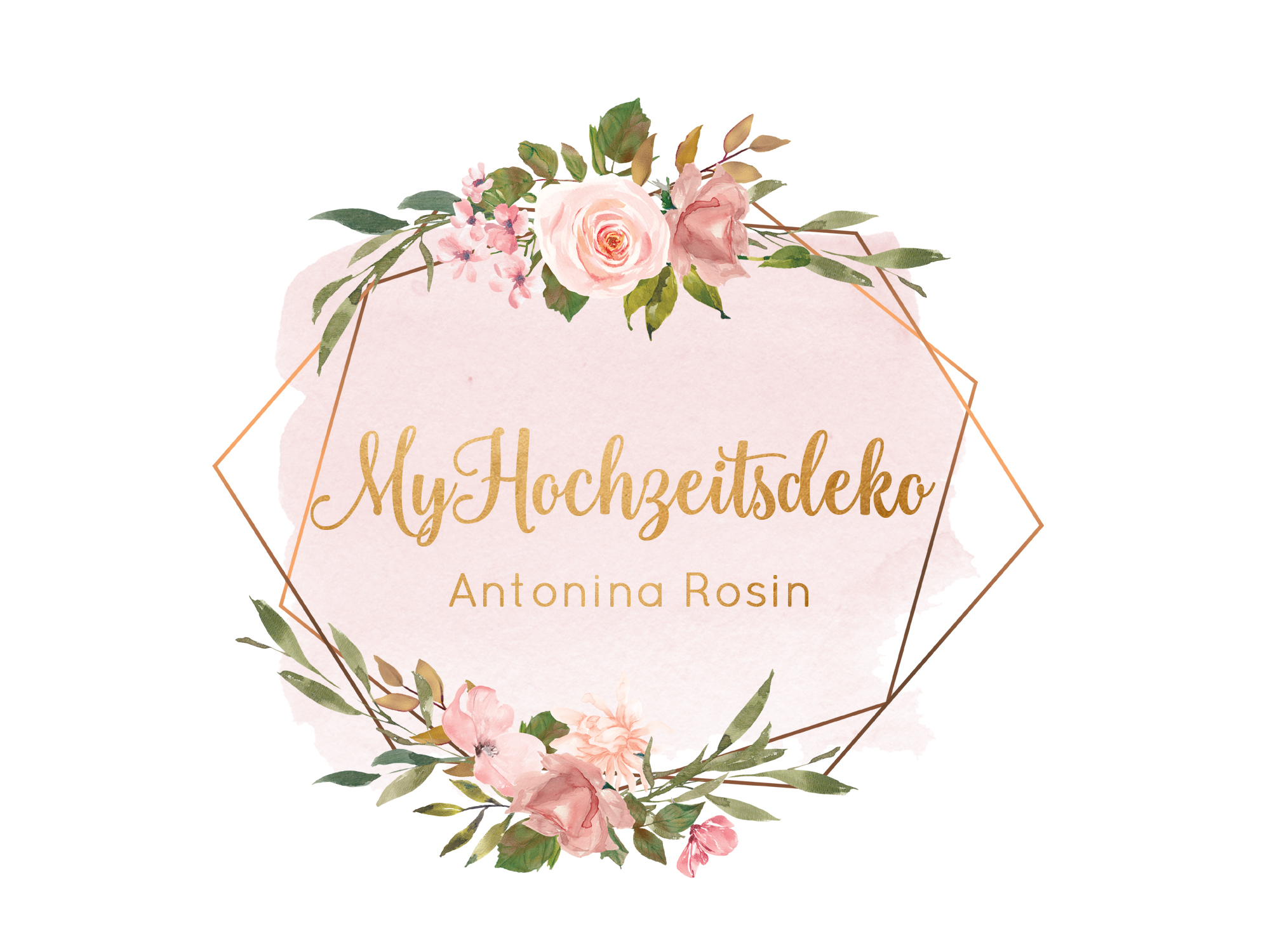 MyHochzeitsdeko Antonina Rosin