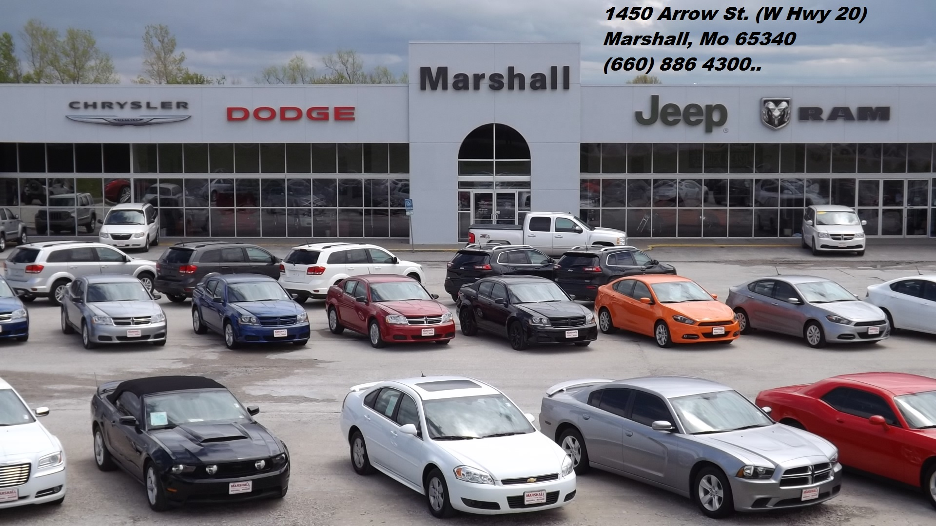 Marshall Chrysler Jeep Dodge LLC