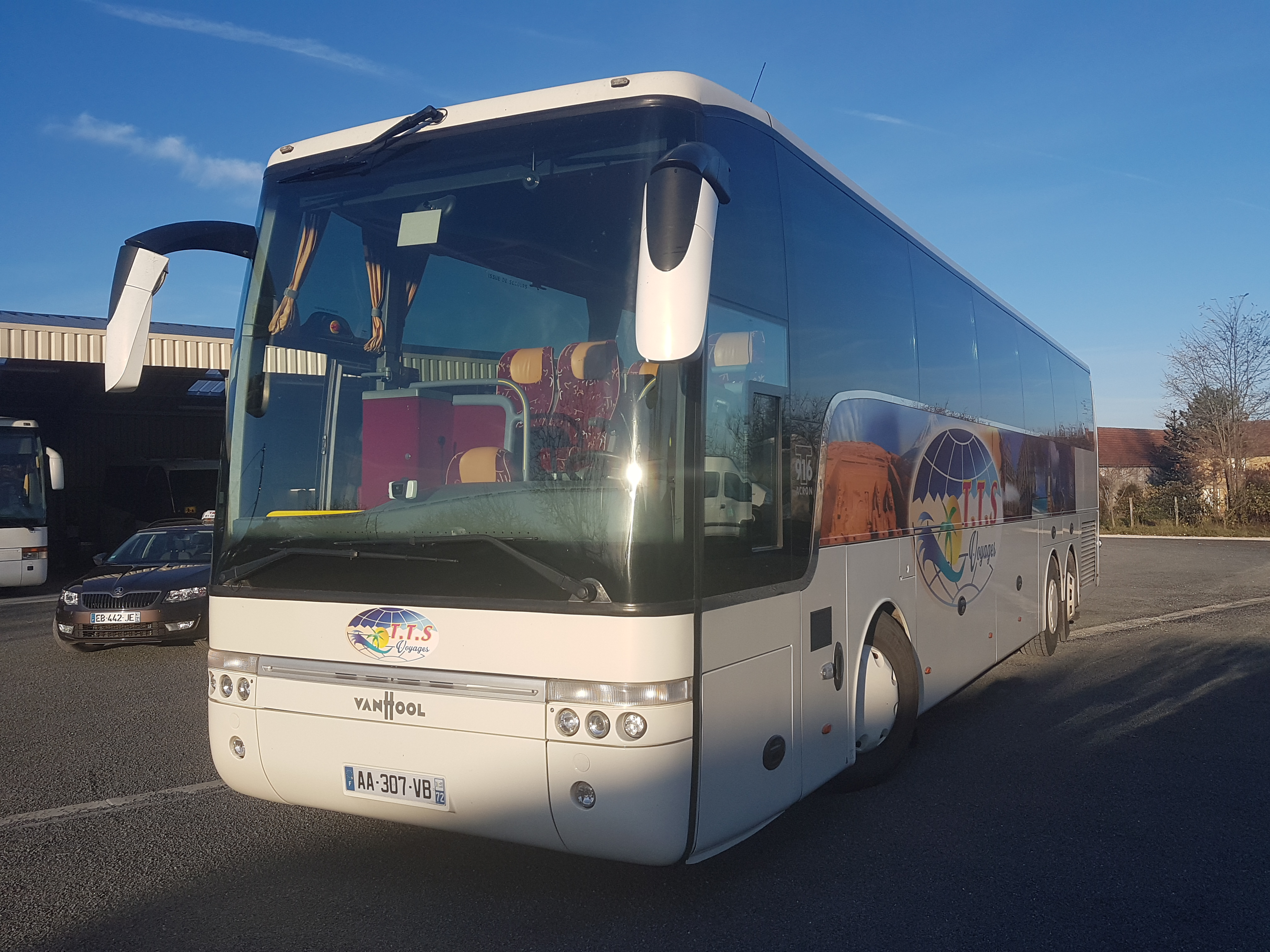 TTS Transports Taxis Salignacois