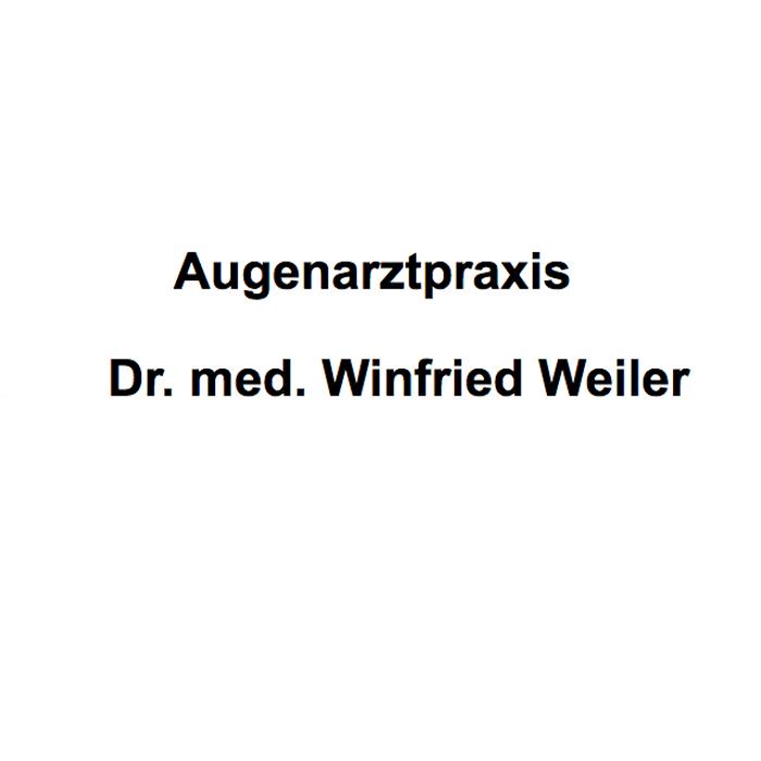 Bild zu Dr. med. Winfried Weiler Augenarzt in Offenbach am Main