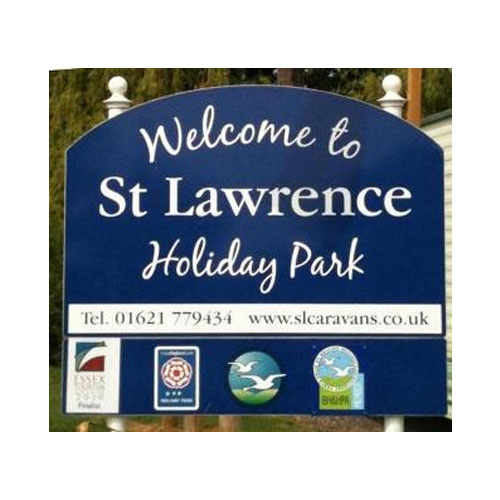 St Lawrence Holiday Park - Saint Lawrence, Essex CM0 7LY - 01621 779434 | ShowMeLocal.com