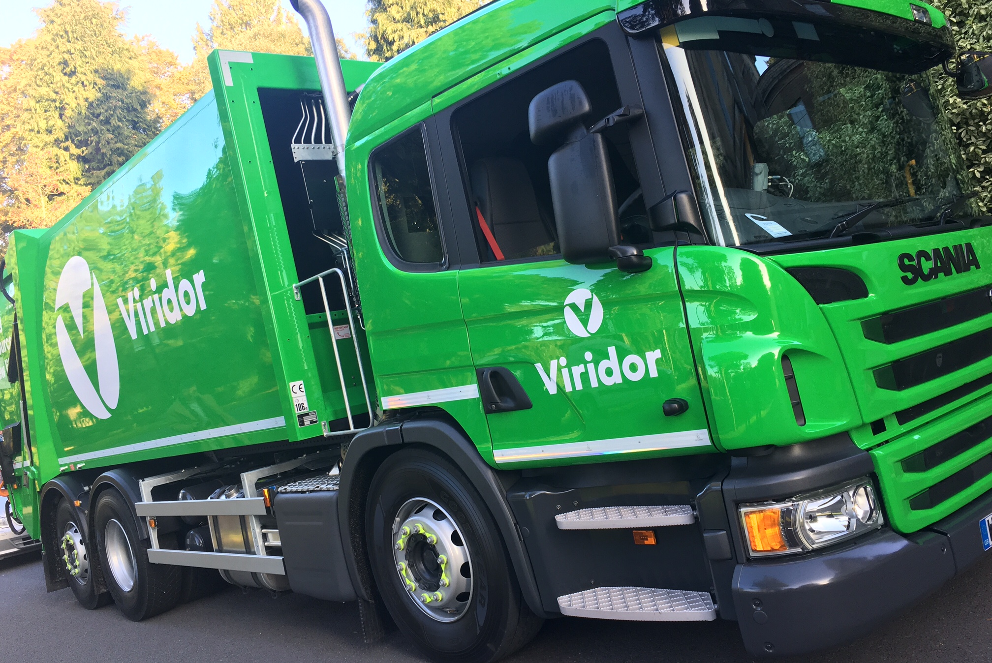 Viridor Thurrock Collections Unit - West Thurrock, Essex RM20 3EY - 01708 864621   ShowMeLocal.com