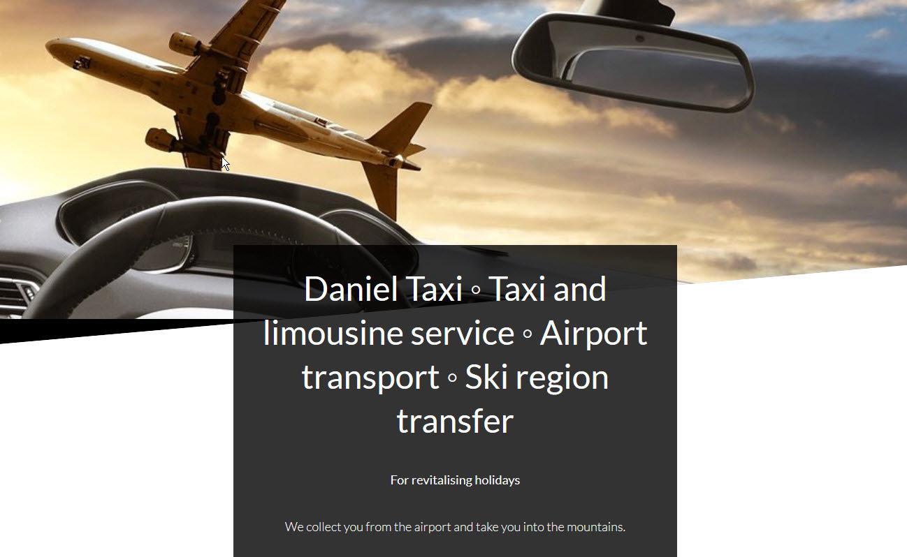 Daniel Taxi und Limousinen-Service