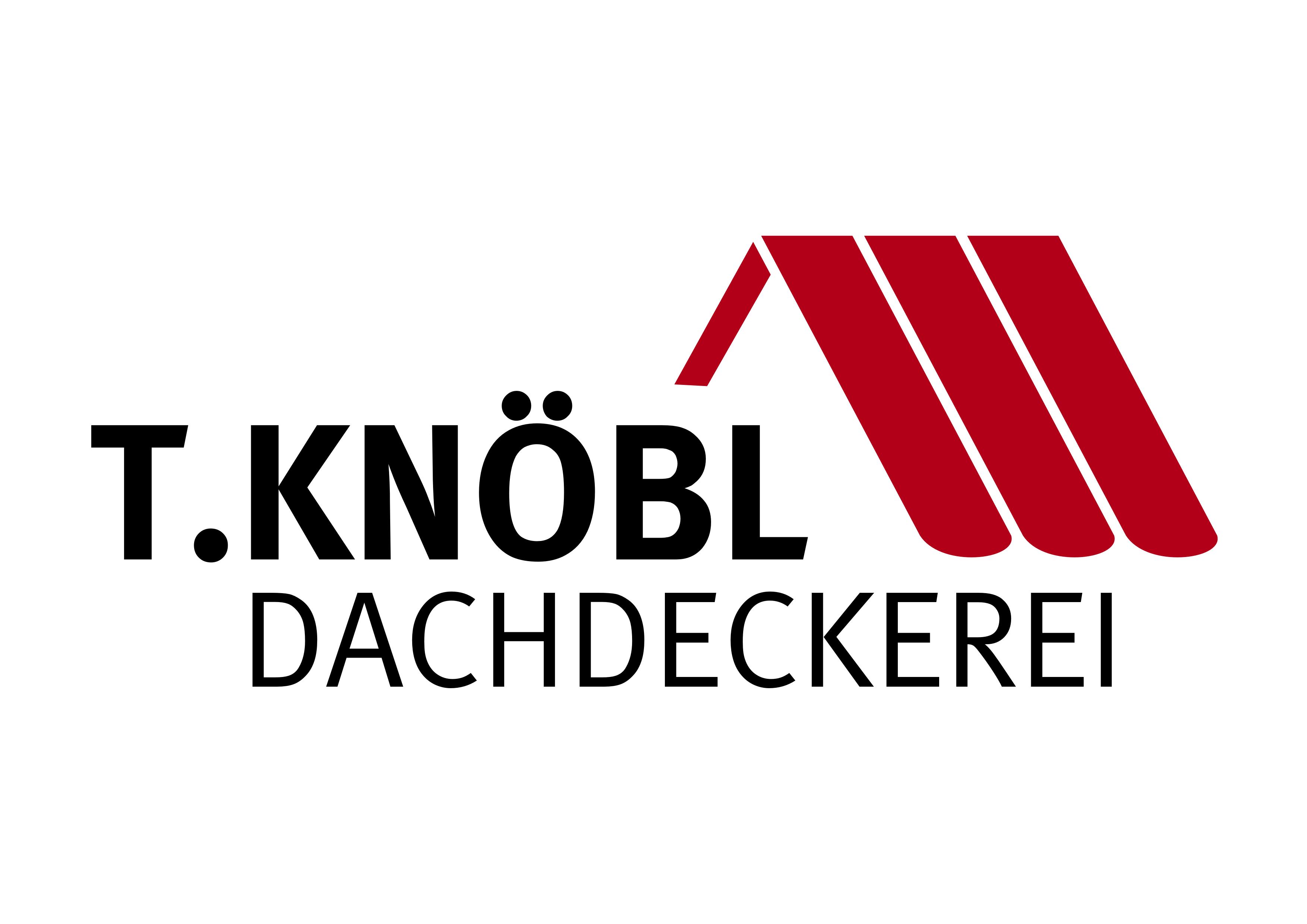 Dachdeckerei Tobias Knöbl GmbH