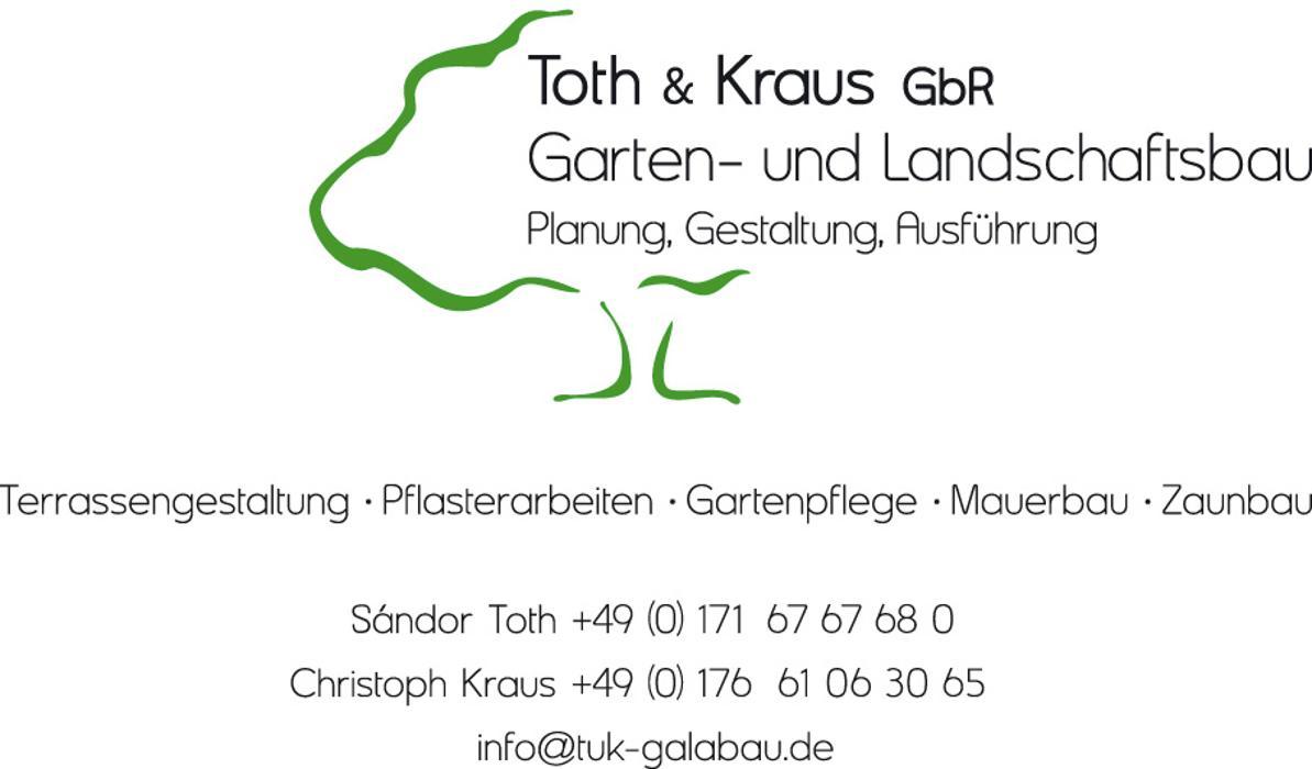 Bild zu Toth & Kraus GbR, Garten- und Landschaftsbau in Unterschleißheim