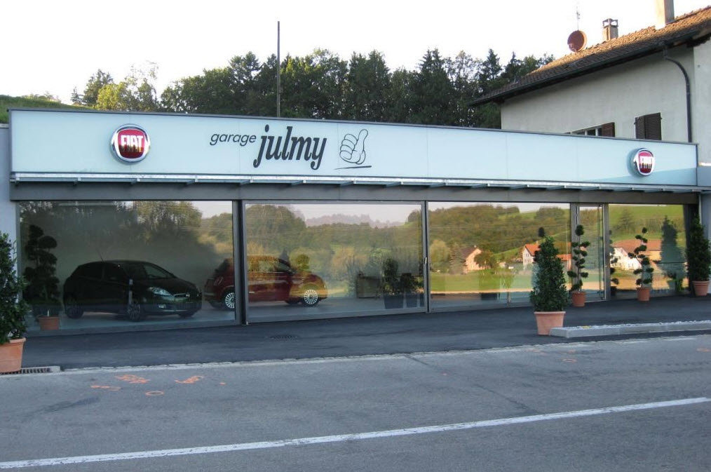 Garage Julmy