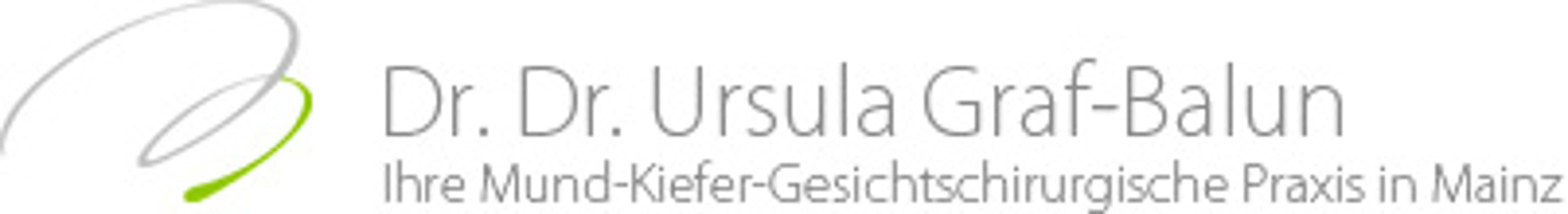 Bild zu Dr. med. Dr. med. dent. Ursula Graf-Balun in Mainz