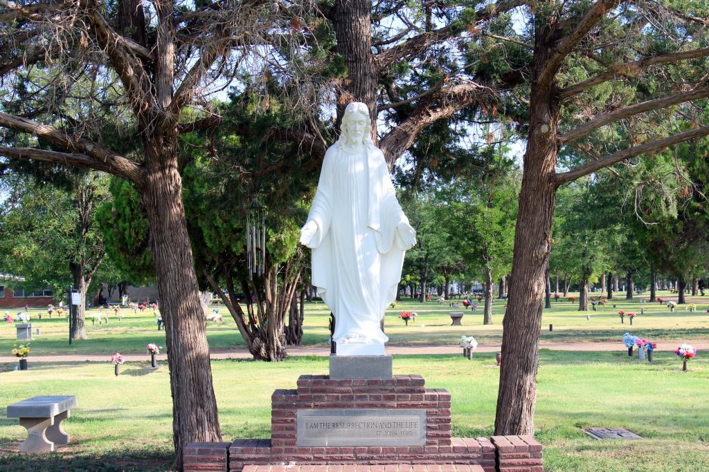 Memory Gardens Cemetery of Amarillo
