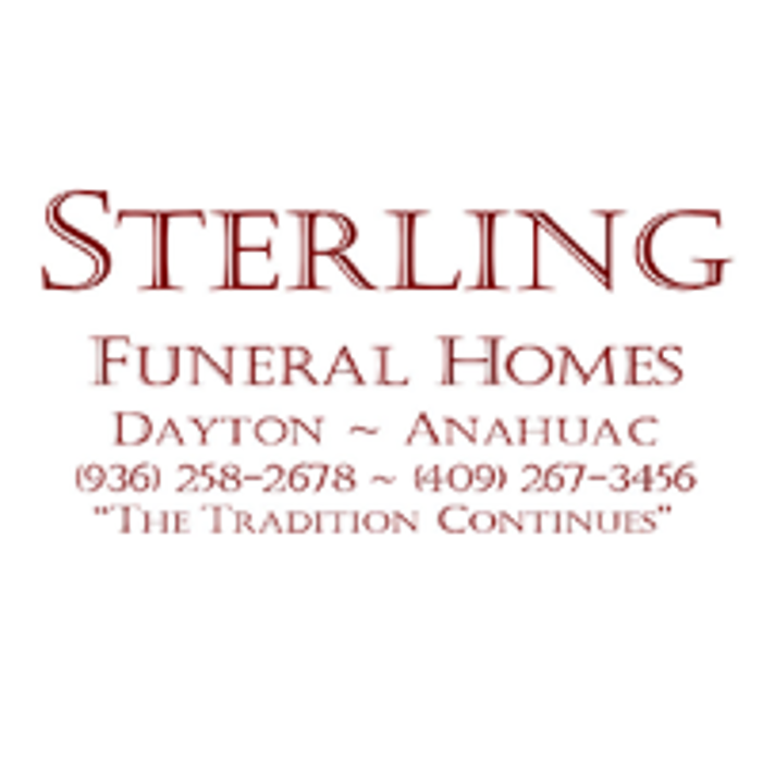 Sterling Funeral Homes - Anahuac, TX