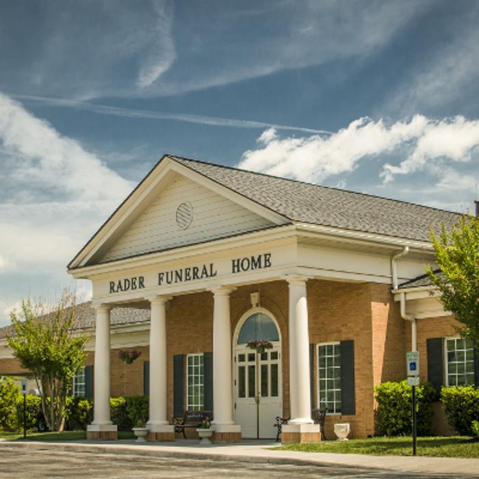 Rader Funeral Home - Daleville, VA