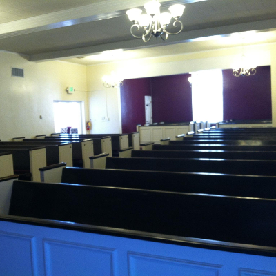 McGee Memorial Chapel Mortuary