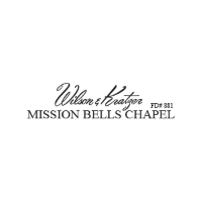 Wilson & Kratzer Mortuaries Chapel of the Mission Bells - San Pablo, CA